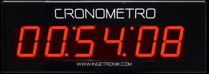 Reloj Electronico TIempo